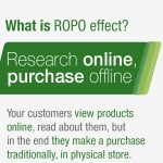 What do you need to know about ROPO effect?