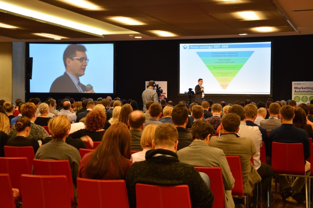 Memory of a Marketing Automation Congress 2015