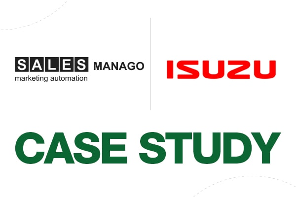 High conversion rates, more sales, satisfied and loyal customers – Case Study: Isuzu Motors