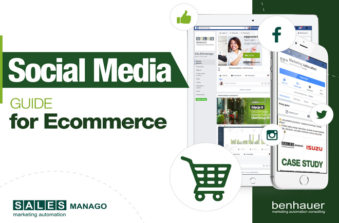 Social Media Guide for Ecommerce [Free Ebook]