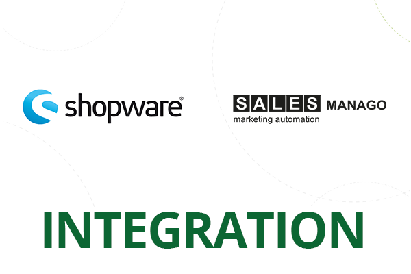 SALESmanago + Shopware = BFFs [Integration Tutorial]