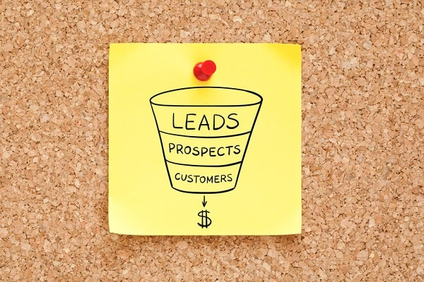 Lead management with marketing automation