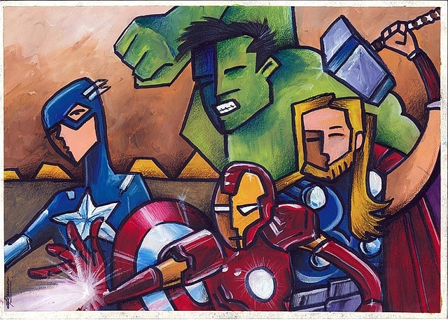 Become a Marketing Automation hero. Marketing lessons from Avengers.