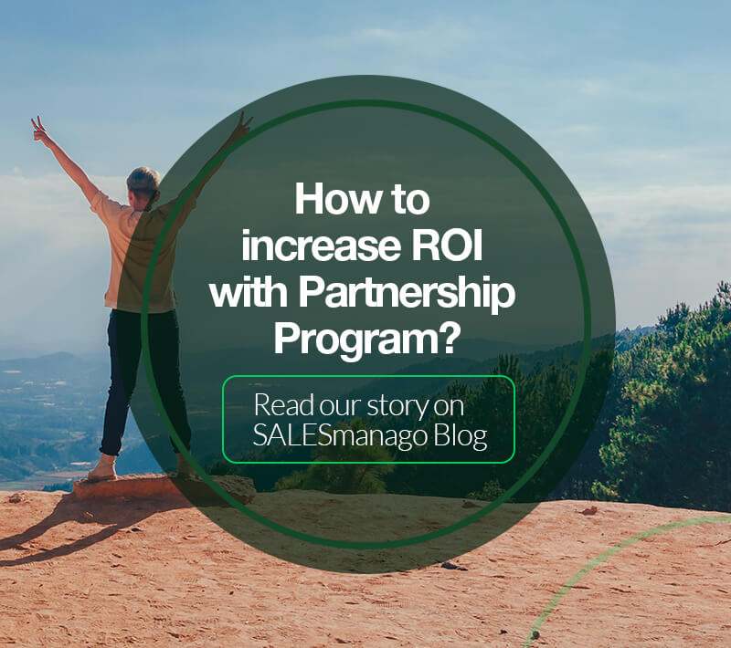 How to increase ROI with Partnership Program