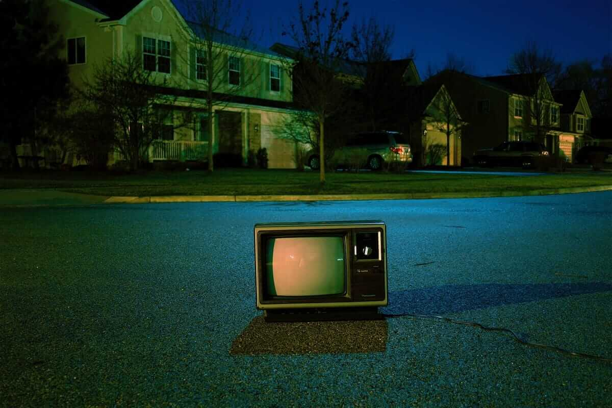 The fall of TV advertising