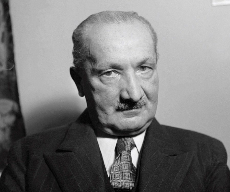 You have just bought a Ferrari because you are single and well-off or rather you are single and well-off because you have just bought a Ferrari? How Heidegger's philosophy turns the sales process upside down.