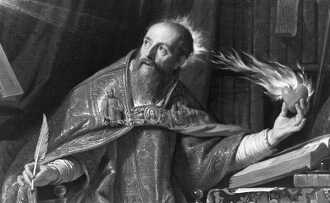 """""""Just read!"""" What would Saint Augustine say about the needs of your customers?"""