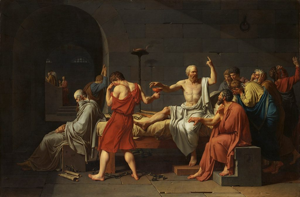 """""""The only true wisdom is to know that you know nothing"""": a super effective method of finding good solutions brought to you by the very Socrates"""