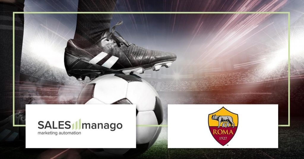 AS Roma chooses SALESmanago as marketing automation solution