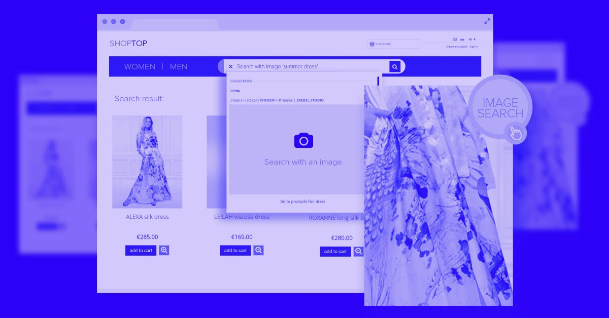 [New feature]  SALESmanago launches Cinderella AI – Visual Products Search and Recommendations