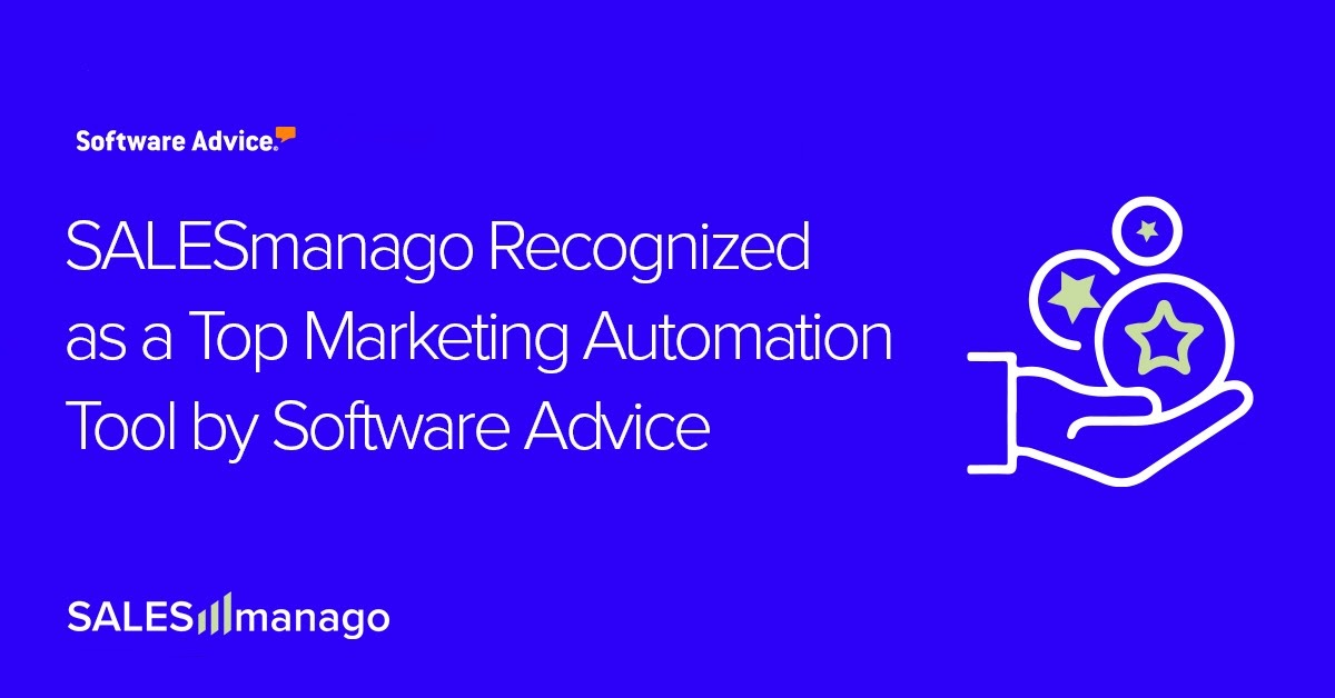 SALESmanago Recognized as a Top Marketing Automation Tool by Software Advice