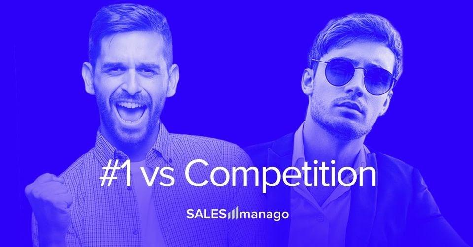SALESmanago vs Competiton