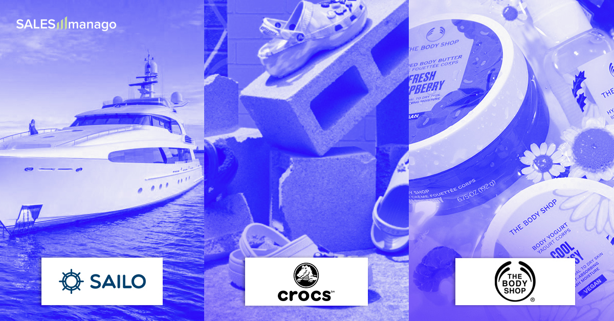 Crocs & The Body Shop choose SALESmanago Customer Data & Experience Platform